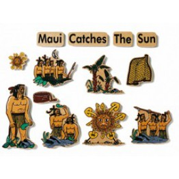 Maui catches the sun 13 piece magnetic