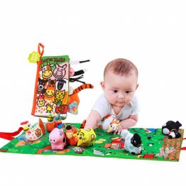 Play mat farm yard