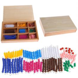 Bead chain box
