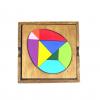 Egg shape puzzle