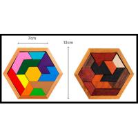 Hexagon angles set