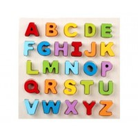 Uppercase letter puzzle