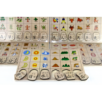 Chinese character puzzle