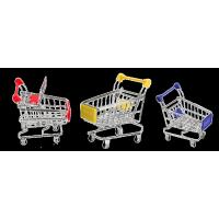 Mini shopping cart set of 3