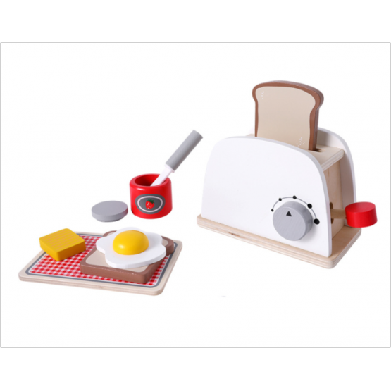 Wooden toaster