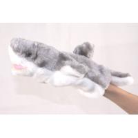 Shark hand puppet