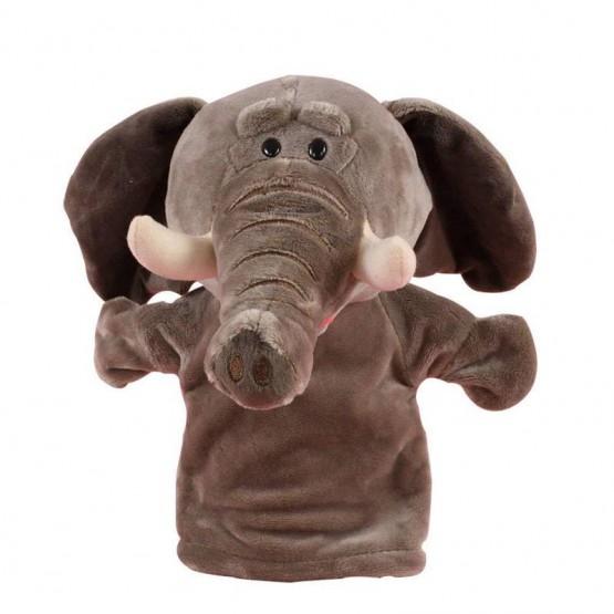 Elephant hand puppet