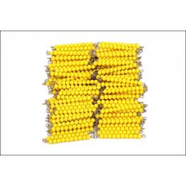 Beads chain 45 pcs