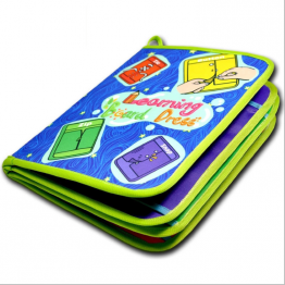 Dressing activity book