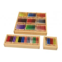 Colour tablets