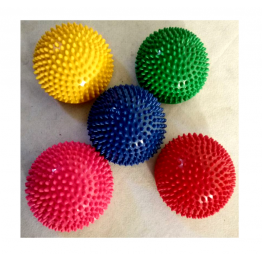 Hedgehog balance pods set of 5