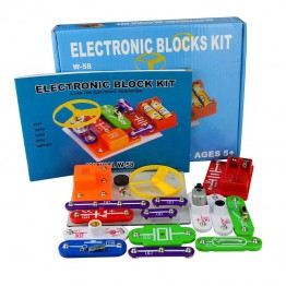 Electronic blocks starter kit