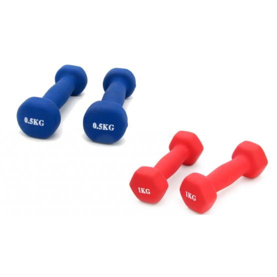Weights 2 pairs set