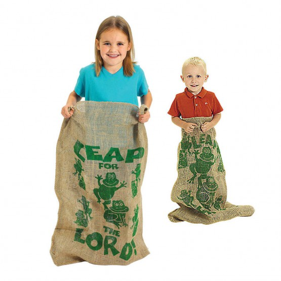 Sackcloth Jumping sack