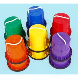 Anti-slip steppers 1 pair