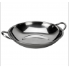 Stainless steel play wok