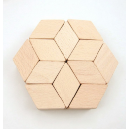 Quadrilateral pack of 10