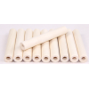 Wooden tubes pack of 10