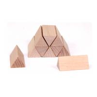 Triangular prism pack of 10