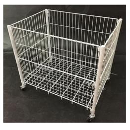Outdoor resource storage trolley