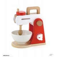 Wooden food mixer