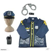 Police officer dress up