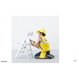 Construction builder dress up