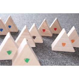 Matching the sound weight prisms set of 12